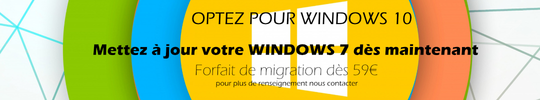 migration WINDOWS10